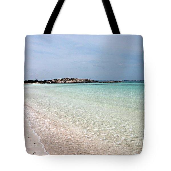 Come Swim With Me Tote Bag