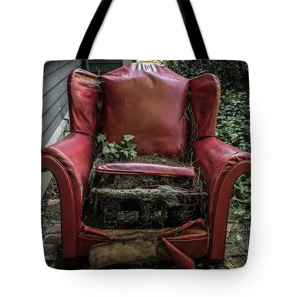 Comfy Chair Tote Bag