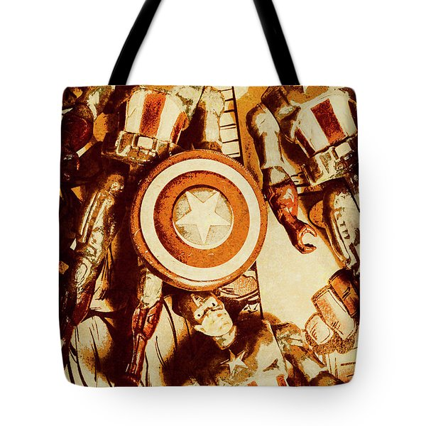 Comic Collector Inc. Tote Bag
