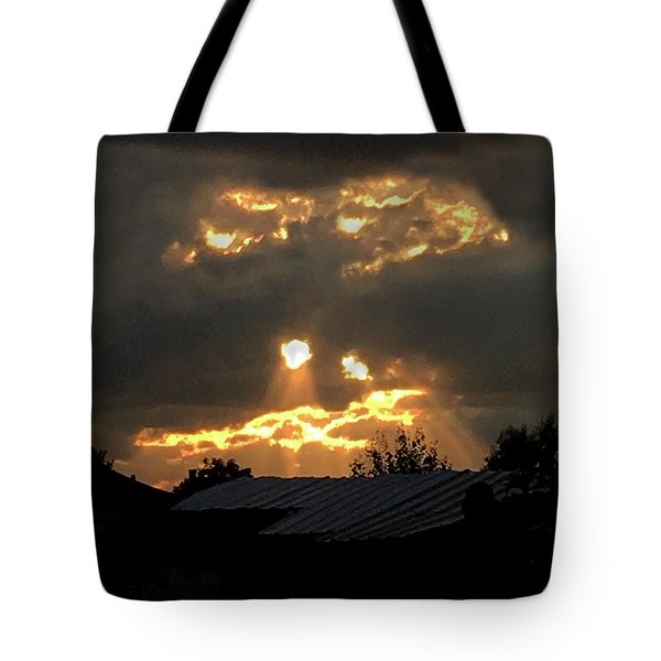 Coming For. You. Tote Bag