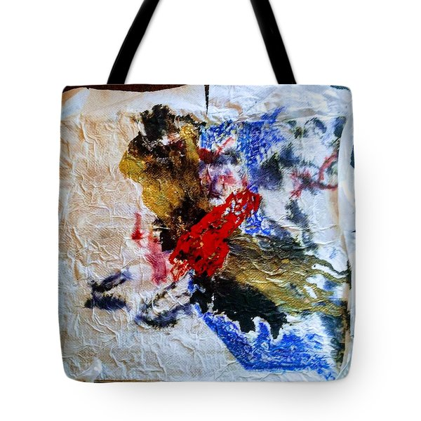 Completion Of The Miasma Tote Bag