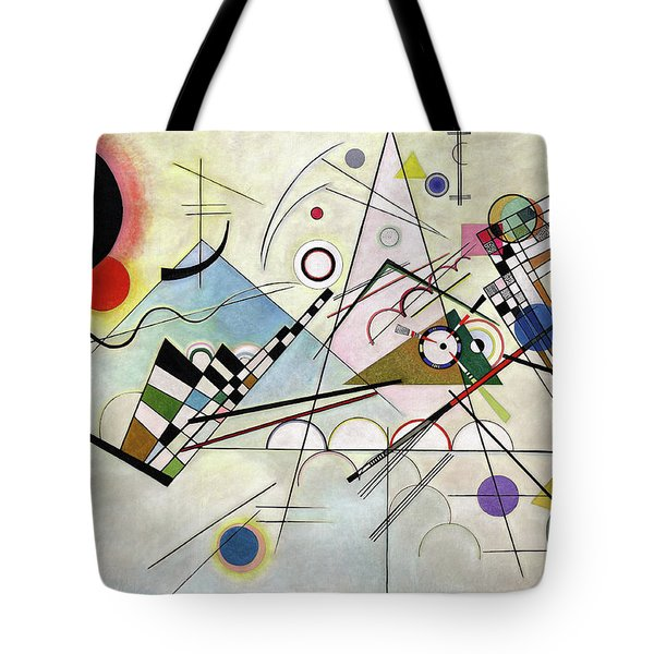 Composition 8 - Komposition 8 Tote Bag