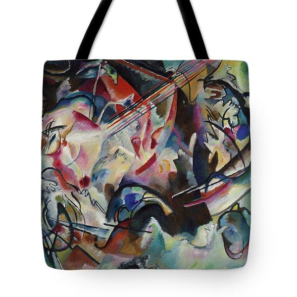 Composition Vi, 1913 Tote Bag