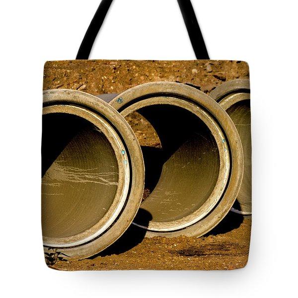 Concentric Tote Bag