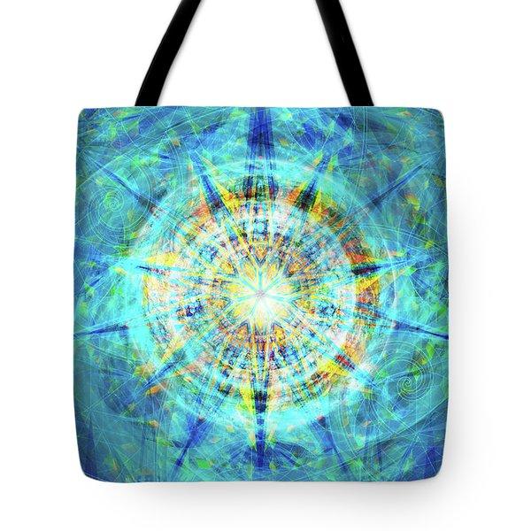 Concentrica Tote Bag