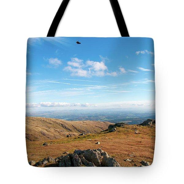 Coniston Paraglider Tote Bag