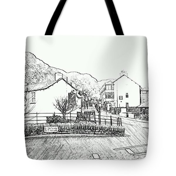 Coniston High Street Tote Bag