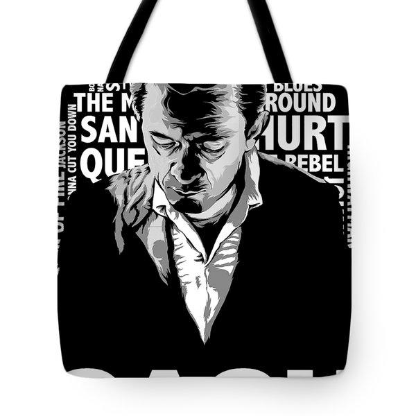 Cool Cash Man Tote Bag