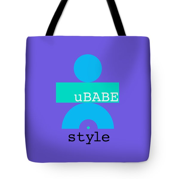 Cool Style Tote Bag