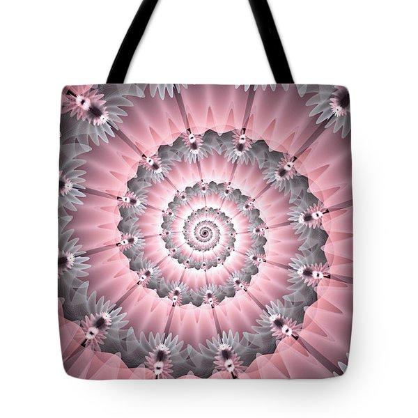 Tote Bag featuring the digital art Corinthians by Missy Gainer