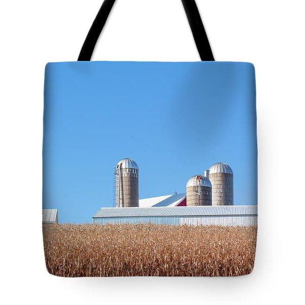 Corn Rise No. 2 Tote Bag