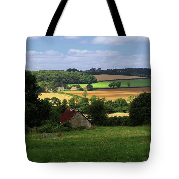 Cotswold Field England 81601 Tote Bag