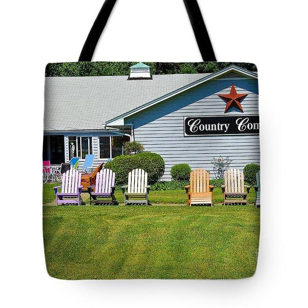Country Comfort Tote Bag