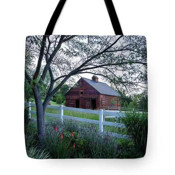 Country Memories Tote Bag