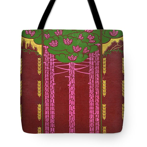 Cover Design For Canada Tote Bag