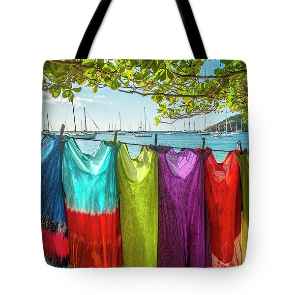 Coverup Tote Bag