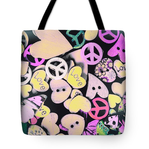 Crafting Harmony  Tote Bag