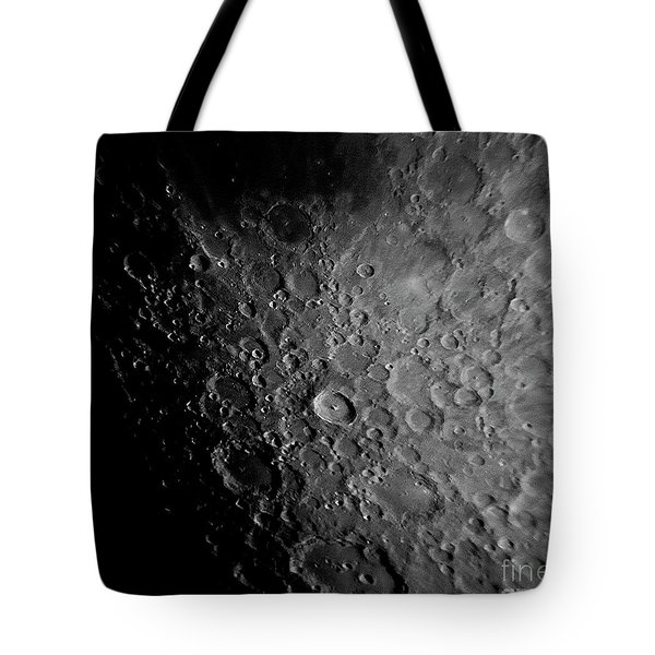 Crater Tyco Tote Bag