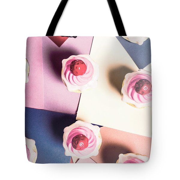 Cream Of The Top Tote Bag