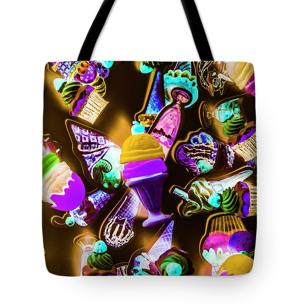 Creamery Creativity Tote Bag