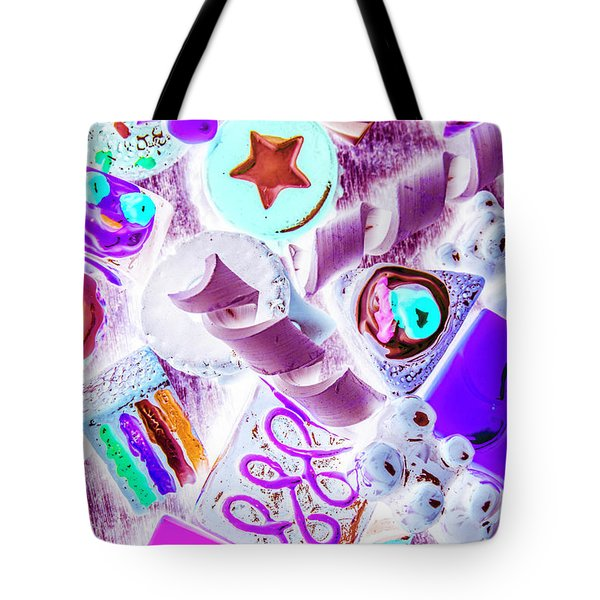 Creative Confectionary Tote Bag