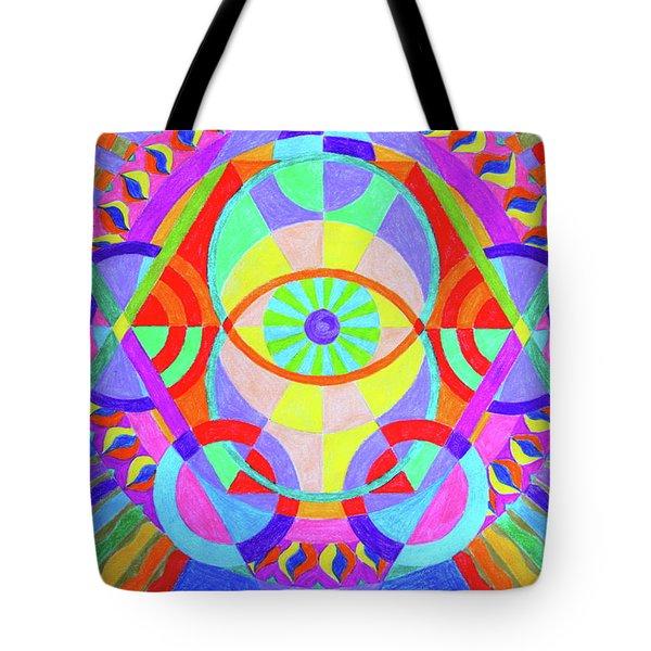 Creative Vision Tote Bag
