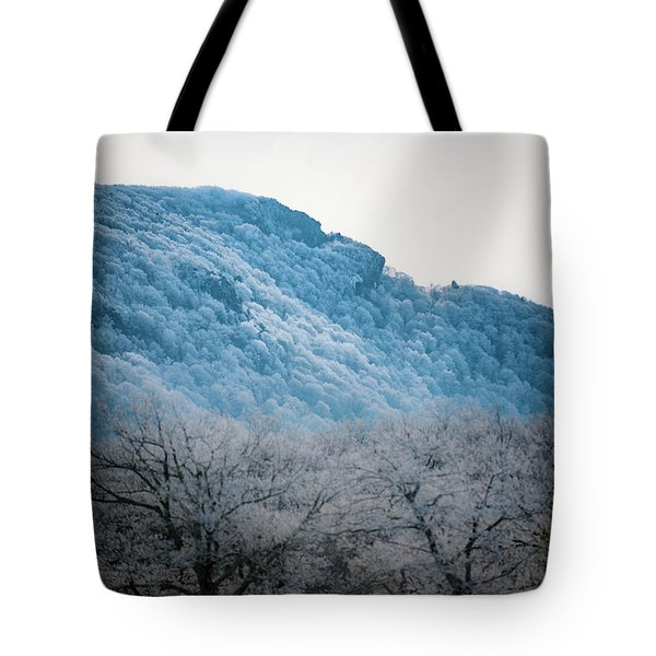 Cresting Wave Tote Bag