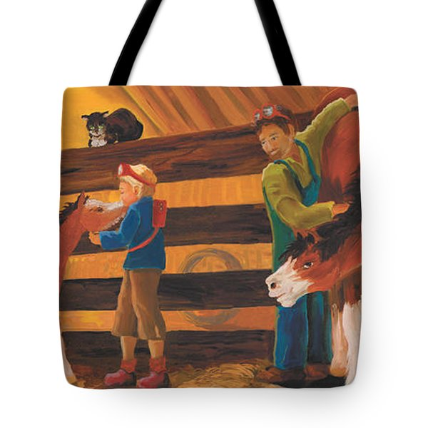 Cricket And Ginger Tote Bag