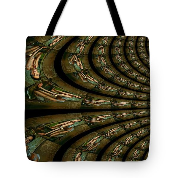 Crocodile Hunter Tote Bag