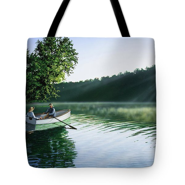 Cruise For Two Tote Bag