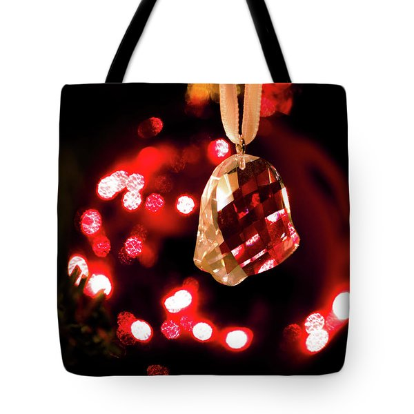 Crystal Bell Tote Bag