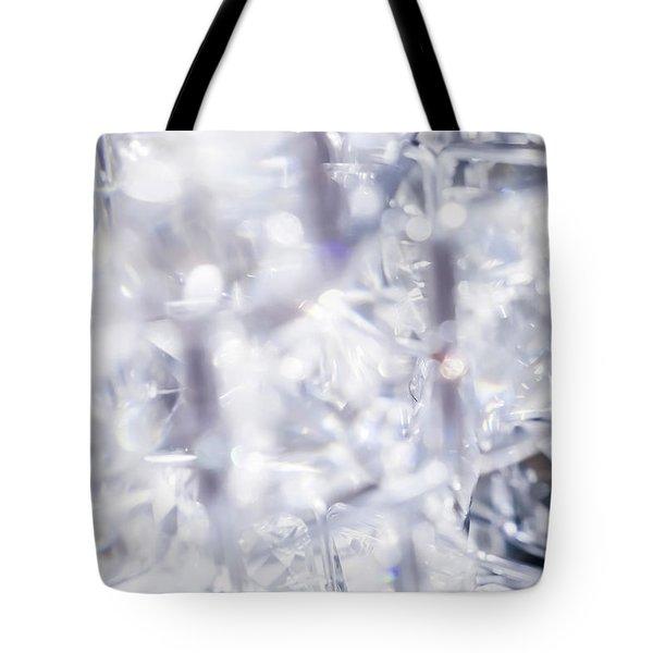 Crystal Bling II Tote Bag