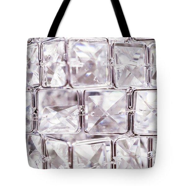 Crystal Bling IIi Tote Bag