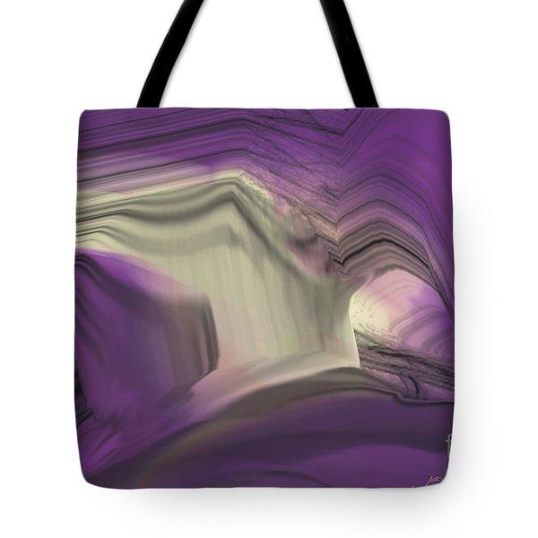 Crystal Journey Tote Bag