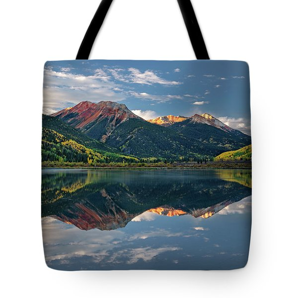 Crystal Morning Tote Bag