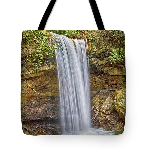 Cucumber Falls Tote Bag