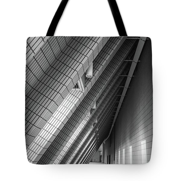 Cultural Centre Hong Kong Tote Bag