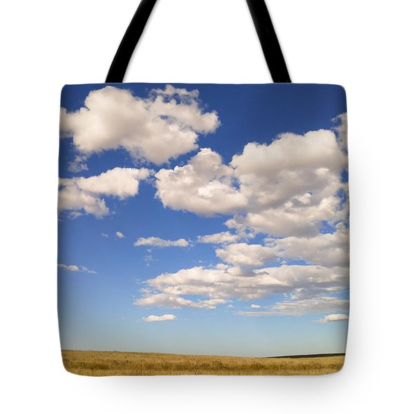 Cumulus Tote Bag