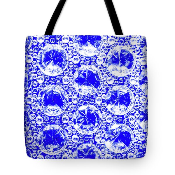 Cut Glass Beads 1 Tote Bag