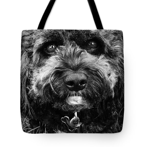 Cutest Dog On The Planet Tote Bag