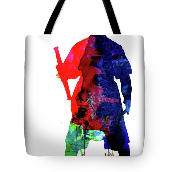 D Maul Watercolor 1 Tote Bag