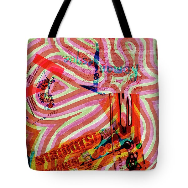 Daddy Jumps Tote Bag