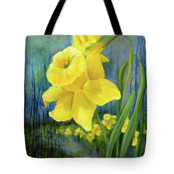 Daffodil Dream Tote Bag