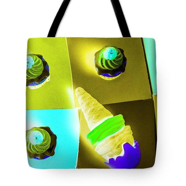 Dairy Design Tote Bag