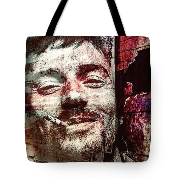 Damien Rice Tote Bag