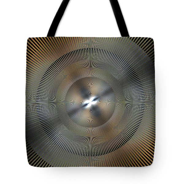Tote Bag featuring the digital art Daniel by Missy Gainer