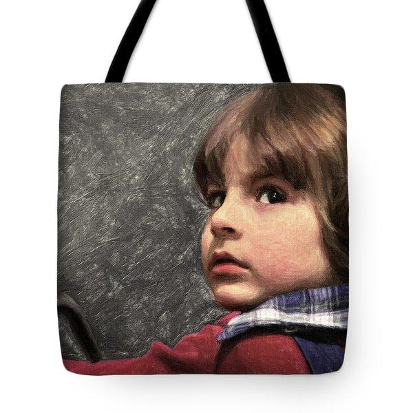 Danny Torrance Tote Bag