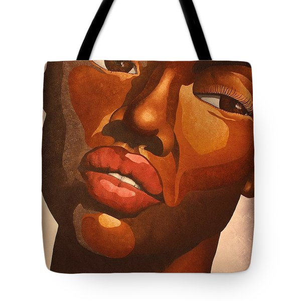 Dark And Lovely Tote Bag