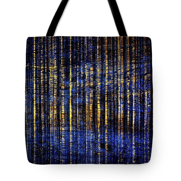 Tote Bag featuring the photograph Dark Night by Tim Gainey