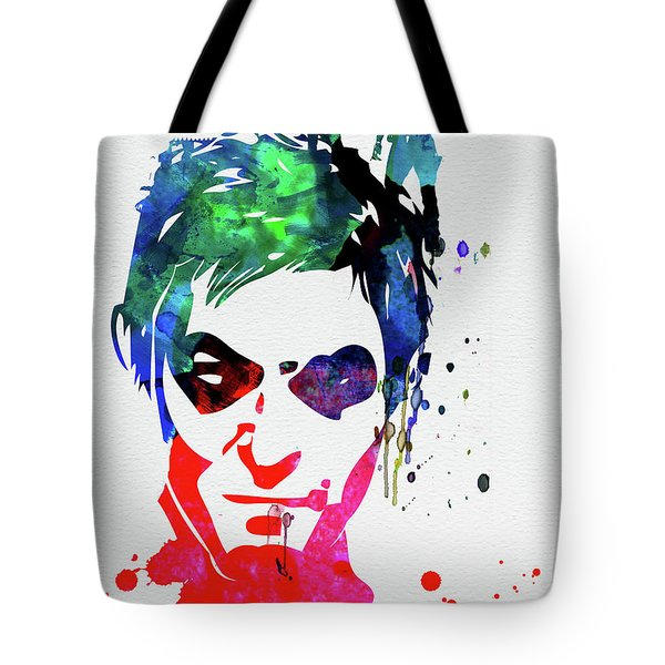 Daryl Watercolor II Tote Bag